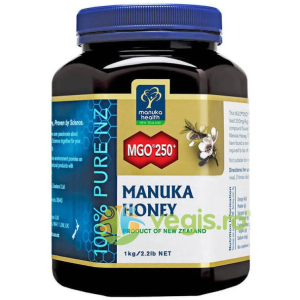 Miere De Manuka (MGO 250+) 1kg
