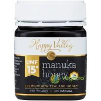 Miere de Manuka Premium UMF +15 250g