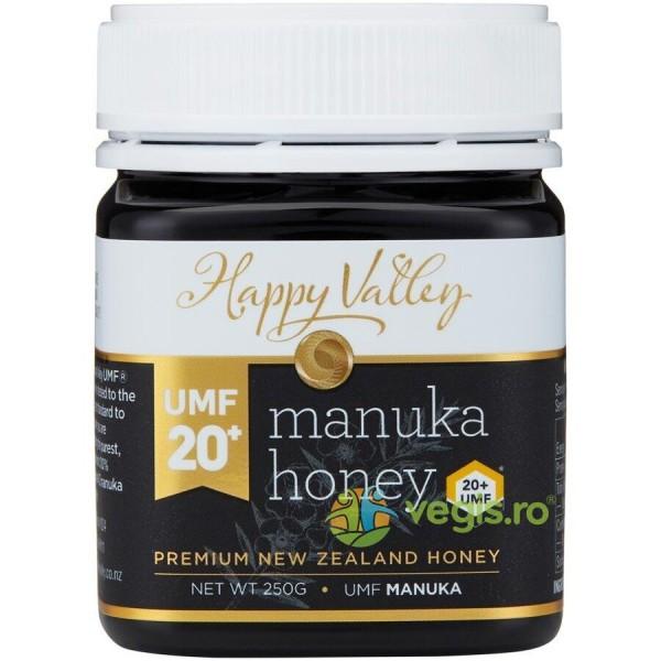 Miere de Manuka Premium UMF +20 250g