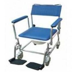 Scaun toaleta cu 4 roti cu frana-MRC110