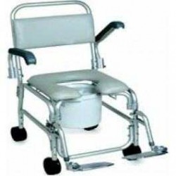 Fotoliu rulant pentru baie cu roti-MRS940