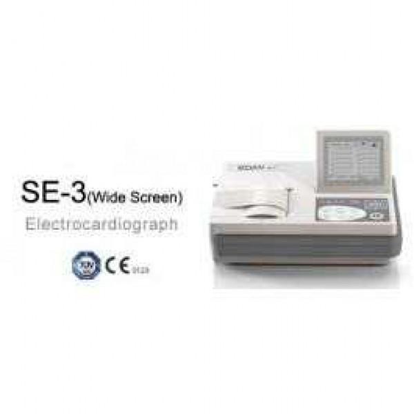 Electrocardiograf Narrow Screen-3C