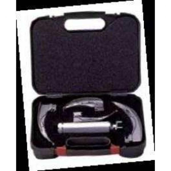 Cutie plastic laringoscop fibra optica Macintosh - MDRV263