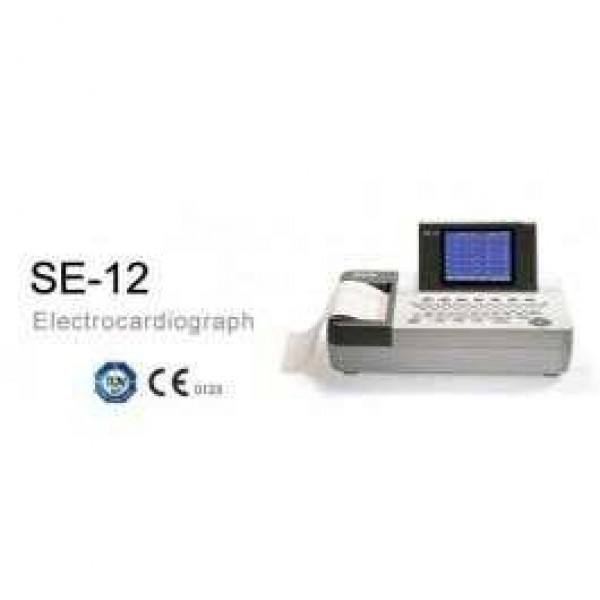Electrocardiograf  SE12