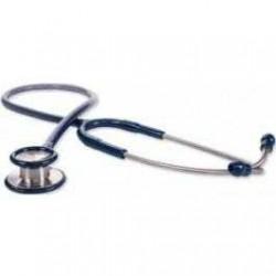 Stetoscop MORETTI capsula dubla inox -color