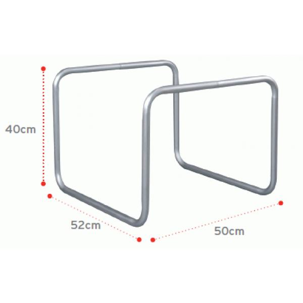 Cadru pentru pat din aluminiu-MRS445