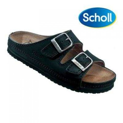 Papuci ortopedici SCHOLL AIRBAG 2 catarame