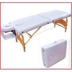Masa de masaj din lemn model Basic