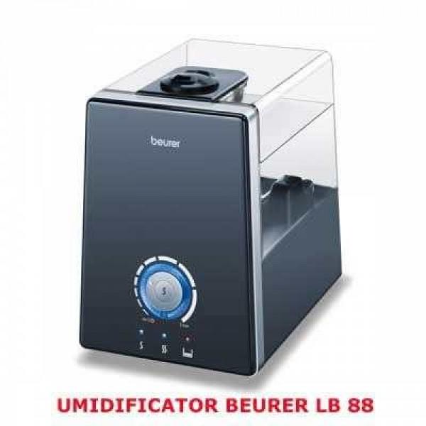 Umidificator cu ultrasunete Beurer LB88