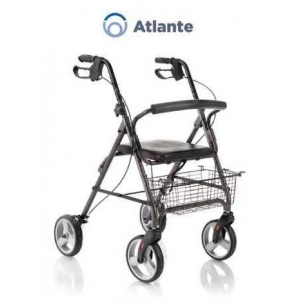 Rolator 4 roti cu scaun RP520 Atlante
