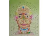 Masaj facial shiatsu