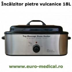 Incalzitor pietre vulcanice-18 L